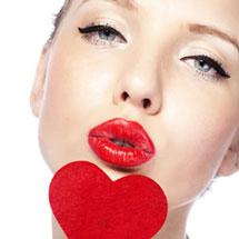 Powiększanie imodelowanie ust